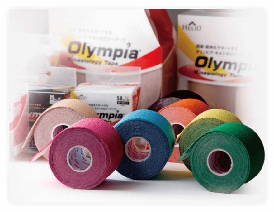オリンピアキネシオロジーテープ